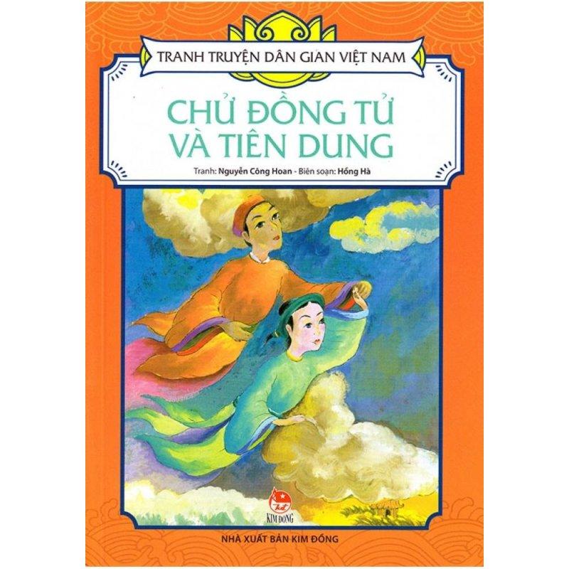 Mua Tranh Truyện Dân Gian Việt Nam - Chử Đồng Tử Và Tiên Dung