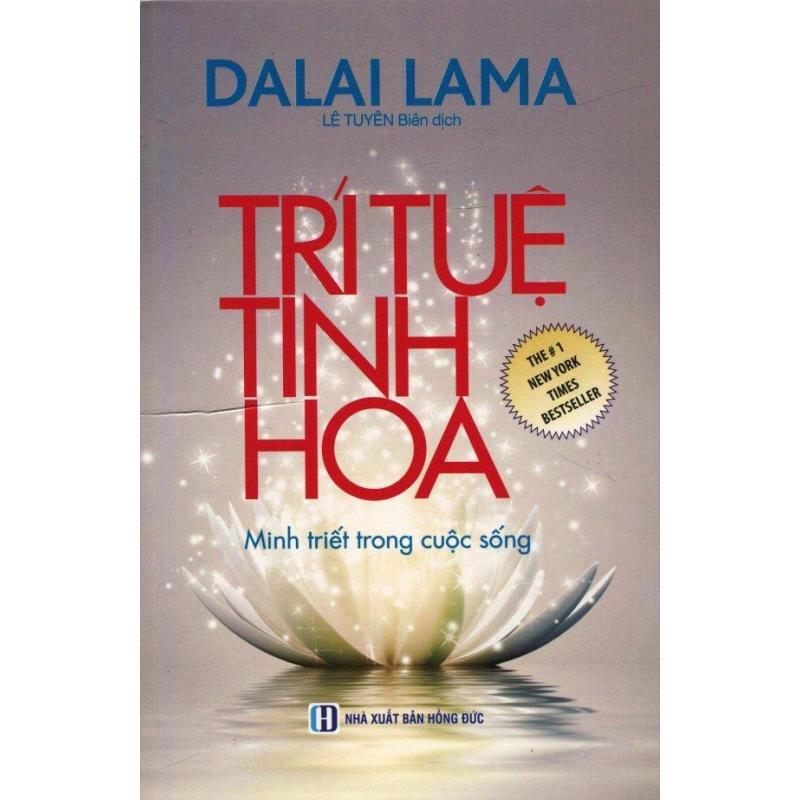 Mua Trí Tuệ Tinh Hoa (Tái Bản 2016) - Lê Tuyên,Dalai Lama