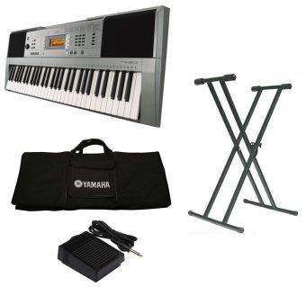 Trọn Bộ Đàn Organ Yamaha E353 + Bao đàn organ 2 lớp + Chân đànorgan kép + Pedal P50