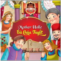 Truyện cổ tích song ngữ Anh Việt – Bà chúa tuyết (bìa mềm)