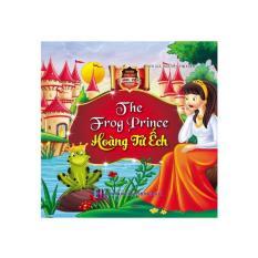 Truyện cổ tích song ngữ Anh Việt – Hoàng tử Ếch (bìa mềm)