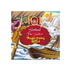 Truyện cổ tích song ngữ Anh Việt – Thuyền trưởng Sinbad (bìa mềm)