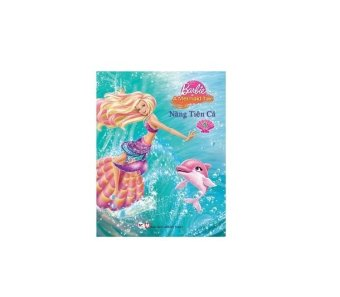 Truyện Tranh Công Chúa Barbie - Nàng Tiên Cá (Tập 1) - 10275715 , NO007MEAA1KOMOVNAMZ-2573912 , 224_NO007MEAA1KOMOVNAMZ-2573912 , 25000 , Truyen-Tranh-Cong-Chua-Barbie-Nang-Tien-Ca-Tap-1-224_NO007MEAA1KOMOVNAMZ-2573912 , lazada.vn , Truyện Tranh Công Chúa Barbie - Nàng Tiên Cá (Tập 1)