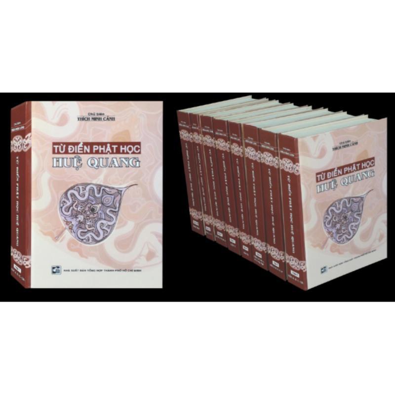 Mua Từ Điển Phật Học Huệ Quang - Trọn Bộ 8 Tập