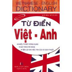Từ điển Việt – Anh (342.000 từ)