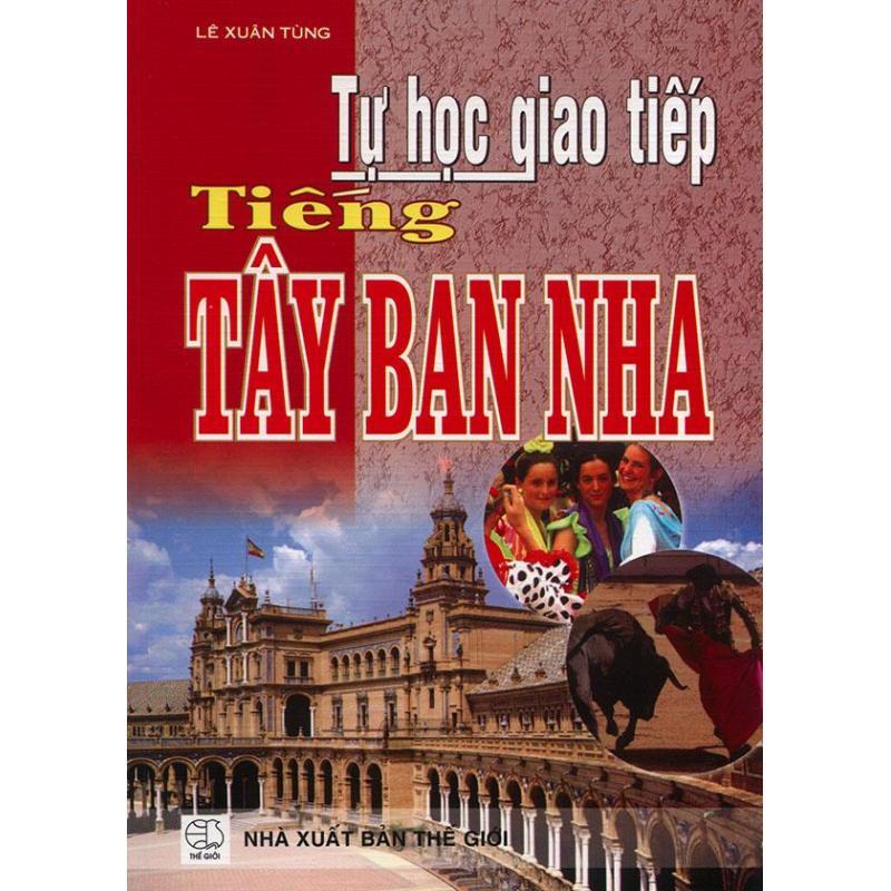 Mua Tự học giao tiếp tiếng Tây Ban Nha (kèm CD)