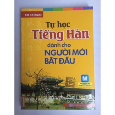 Chi tiết sản phẩm Tự Học Tiếng Hàn Dành Cho Người Mới Bắt Đầu – The Changmi – MCbooks – BỌC NILON BẢO QUẢN SÁCH CHUYÊN DỤNG