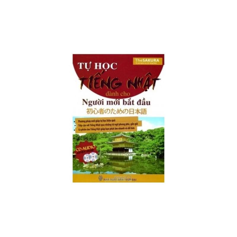 Mua Tự Học Tiếng Nhật Dành Cho Người Mới Bắt Đầu (Kèm CD)