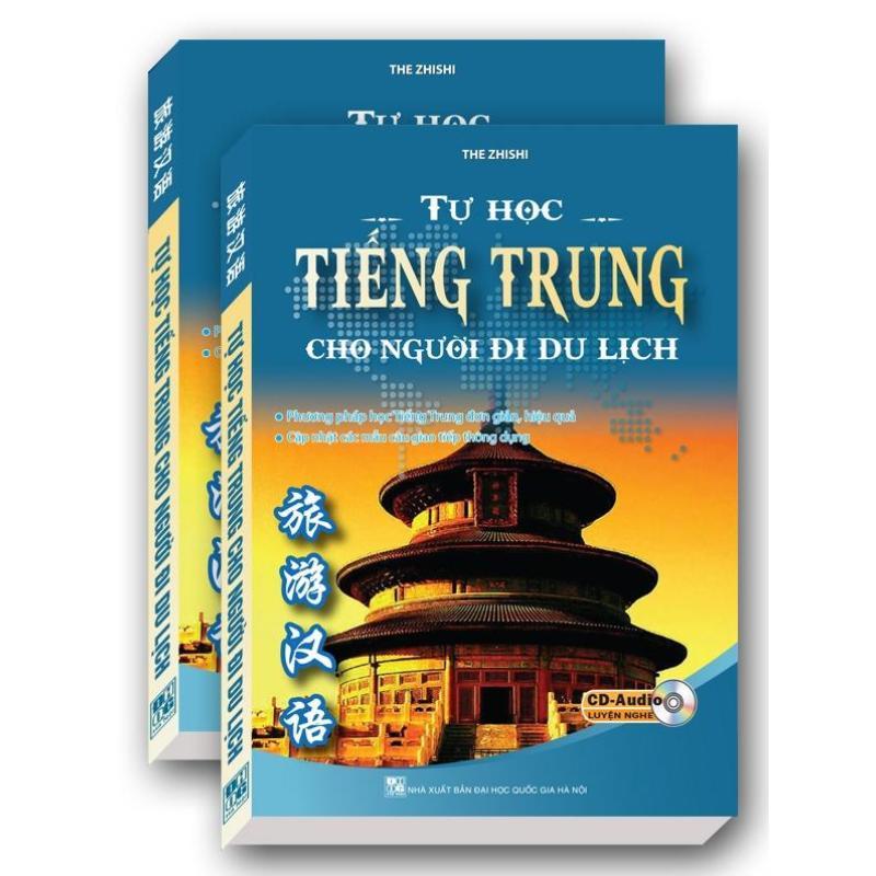 Mua Tự học tiếng Trung cho người đi du lịch (kèm CD)