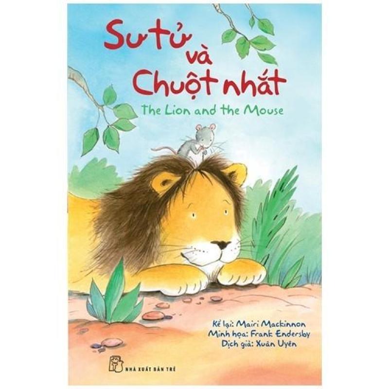 Mua Usborne first reading - Sư tử và chuột nhắt