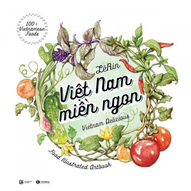 Mua Việt Nam Miền Ngon (Song Ngữ) - LêRin