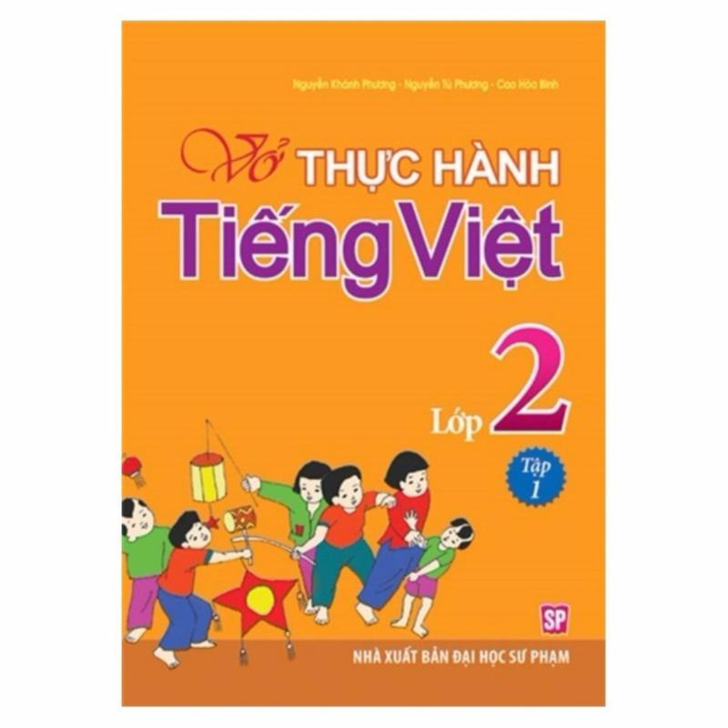 Mua Vở Thực Hành Tiếng Việt Lớp 2Q1 - B18
