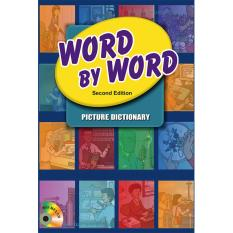 Word by Word Picture Dictionary – Vietnamese/English – 2nd edition (kèm CD)