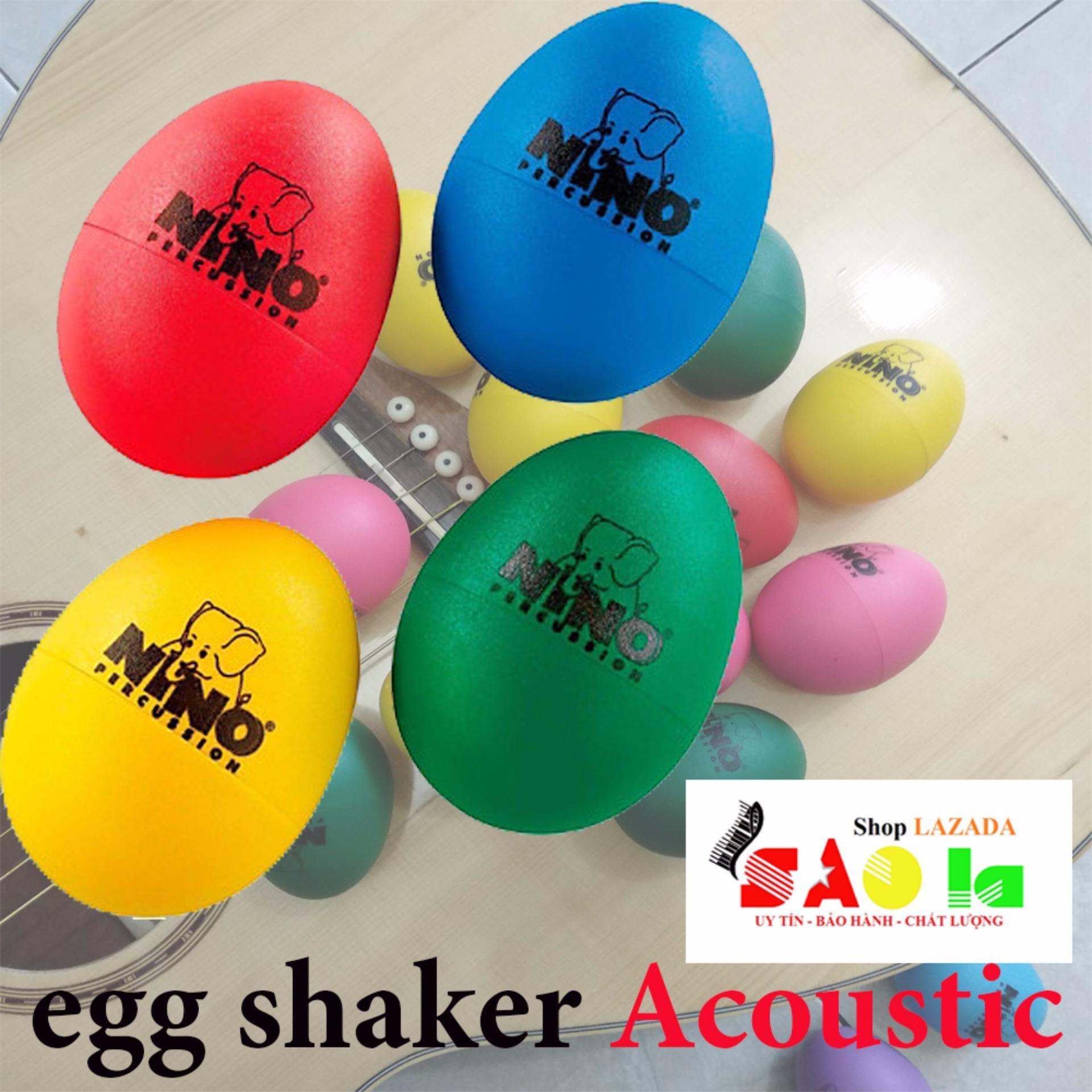 Bảng Báo Giá Xúc xắc trứng Acoustic NINO ( Màu ngẫu nhiên )