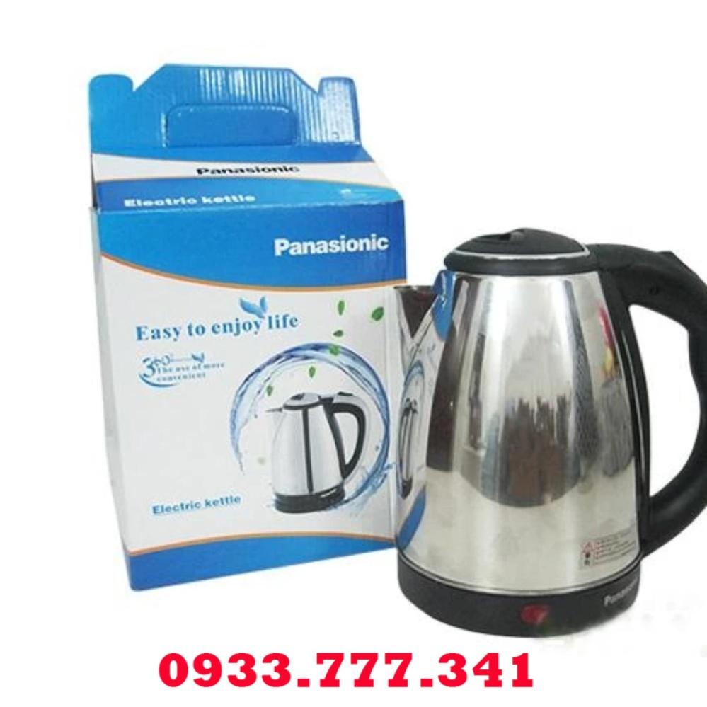Ấm đun nước siêu tốc 5 - 10 phút accessory 1.8L, mới 100%( inox bạc)
