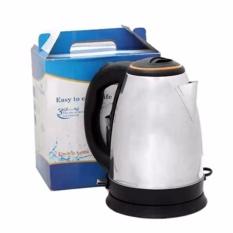 Ấm đun nước siêu tốc Electric Kettle 1.8L (Bạc)