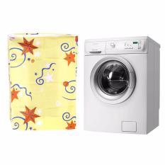 Áo Trùm Máy Giặt Cửa Trước 7-9kg Thanh Long Chống Rách Chống Thấm