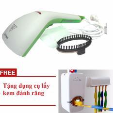 Bàn là hơi nước cầm tay cao cấp SoKany + Tặng dụng cụ lấy kem đánh răng cao cấp
