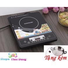 Tư vấn mua bep dien tu gia re – Bếp điện từ cơ cao cấp, tiện dụng 1800W, Chất lượng uy tín, BH 1 đổi 1 bởi Shope Tien Dung – TẶNG NỒI LẨU CAO CẤP