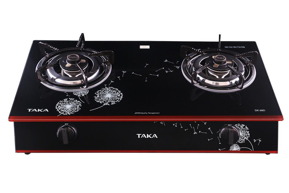 Bếp ga dương hai lò Taka DK68D