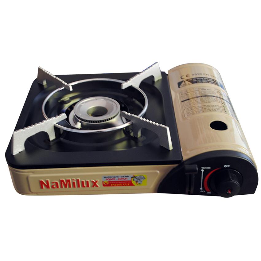 Cách mua Bếp ga mini 1 lò Namilux NA-161PF (Bạc)
