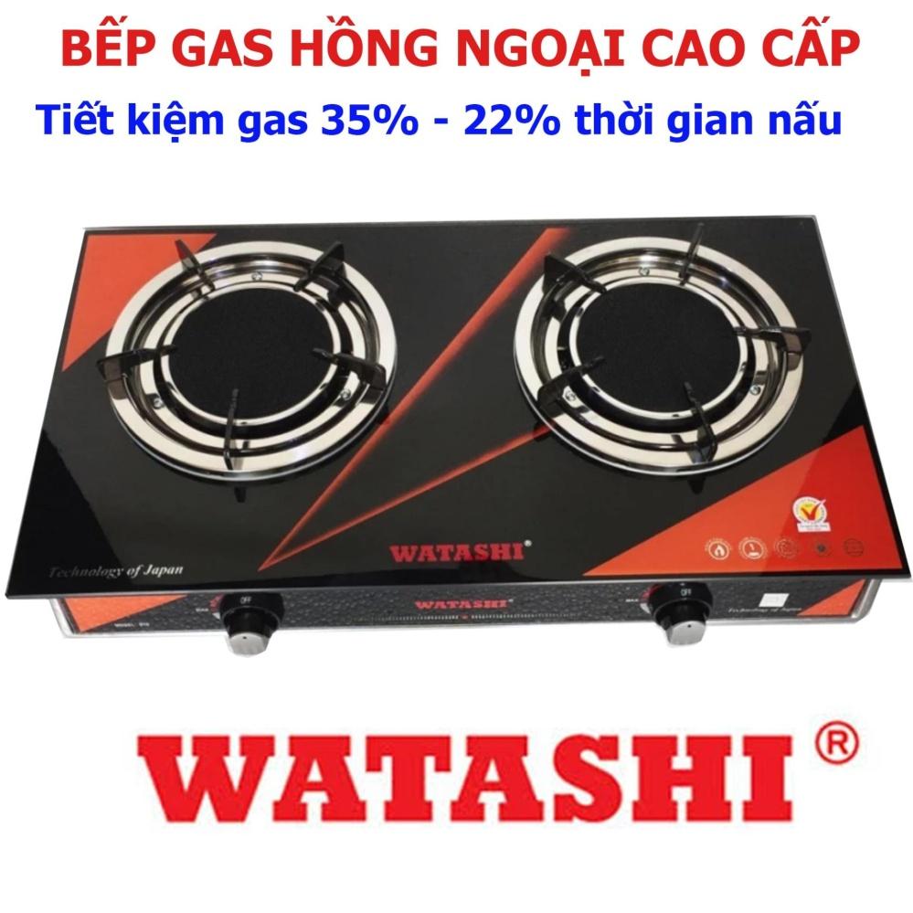 Bếp Gas Hồng Ngoại bếp ga CAO CẤP Tiết Kiệm 35% Gas 22% Thời Gian Nấu WATASHI 910