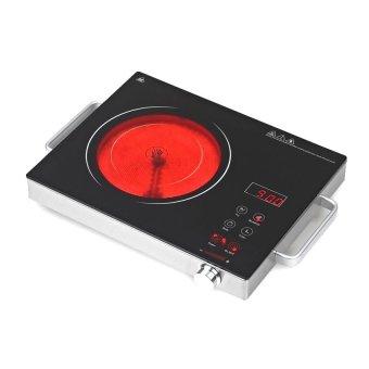 Bếp hồng ngoại Deluxe KM-839 1.8L (Đen)