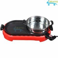 Bếp lẩu nướng không khói cao cấp Magic M-898A