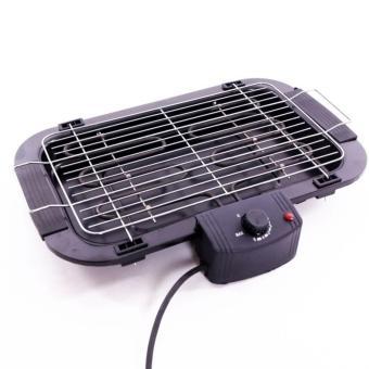 Bếp nướng điện không khói cao cấp Electric Barbercue Grill (Đen) -Nino shop