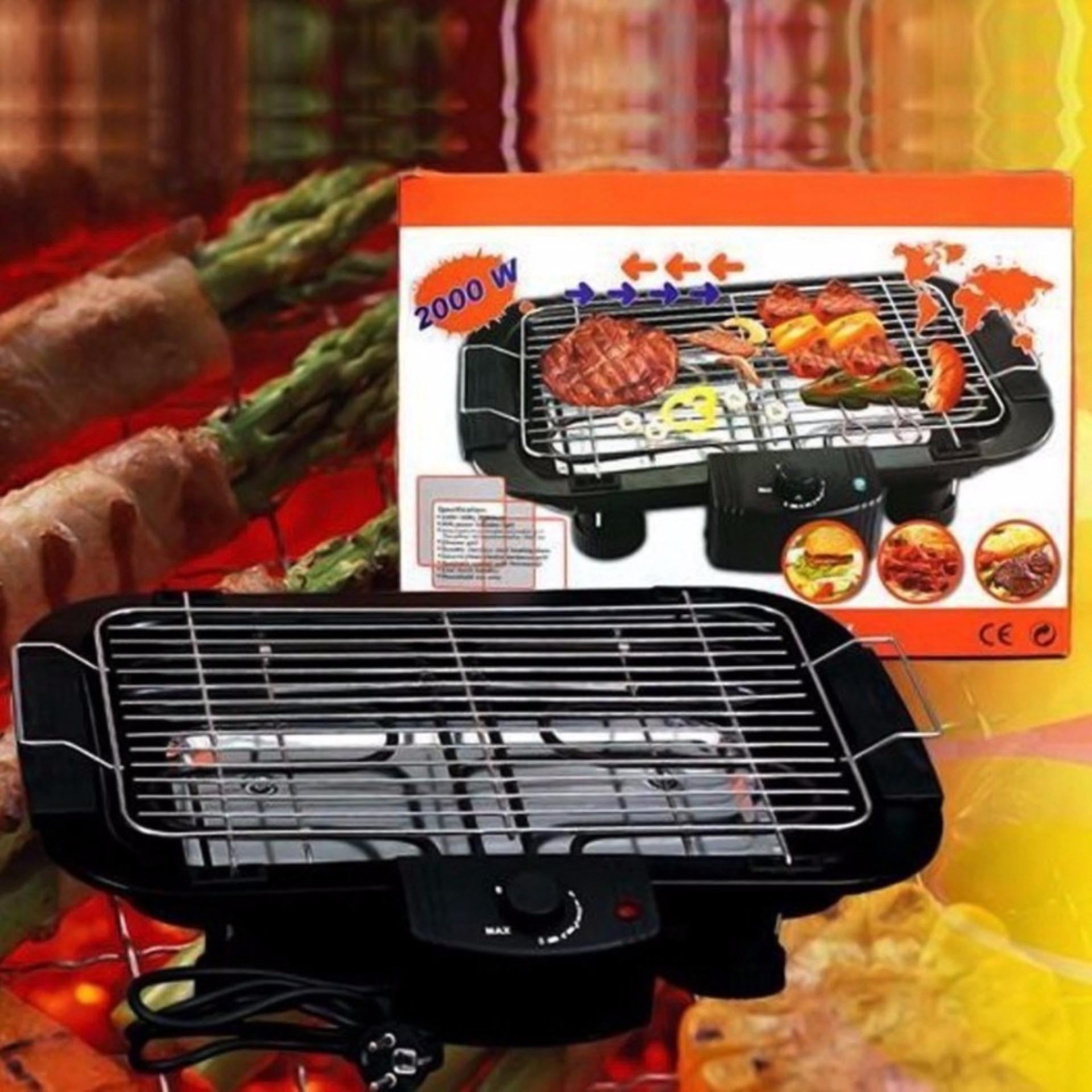 Bếp nướng điện không khói thông minh công suất 2000W – Loại 1