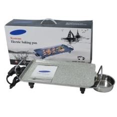 Bếp nướng điện không khói vân đá nguyên khối (Đen) adst.1002 BBTQ1353