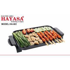Bếp nướng điện Việt Nam cao cấp Hayasa HA-661