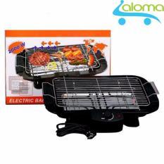 Bếp nướng không khói Electric Barbecue Grill 2000W(Đen)