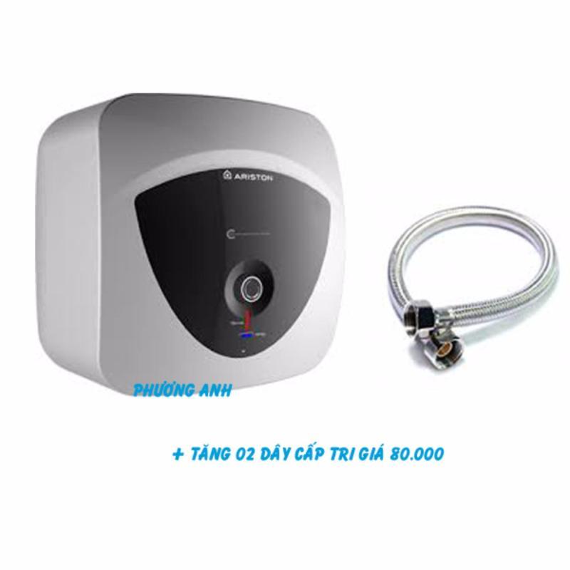 Bảng giá Bình nước nóng gián tiếp Ariston AN15LUX  + Tặng 02 dây cấp lắp bình