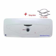Bình nước nóng Ariston Slim SL15B + Tặng 02 dây cấp lắp bình – Chất Lượng Cao