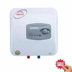 Bình nước nóng gián tiếp ROSSI R20L Ti – 2500W (Trắng)