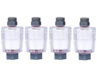 Bộ 4 Lọc nước Washer Filter (Trắng)
