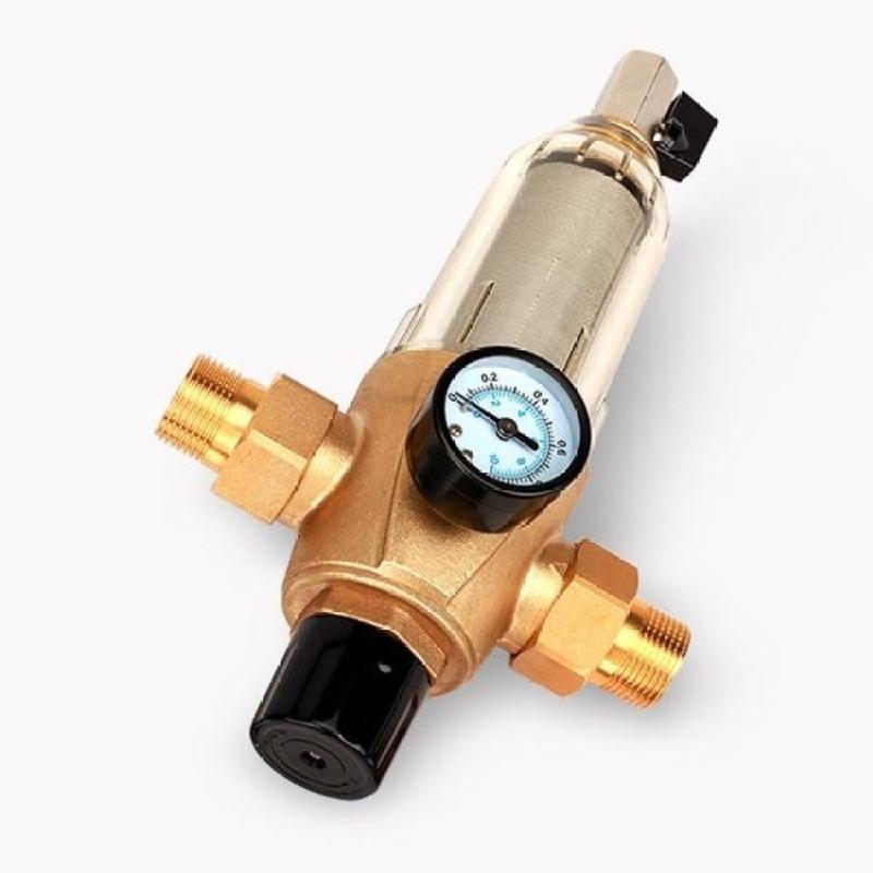 Bộ lọc nước đầu nguồn cho gia đình LSC3 - Công nghệ Canada