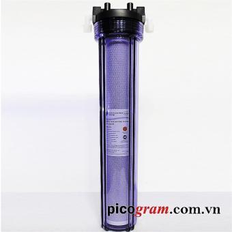 Cột lọc nước sinh hoạt 1 bước 500l/h