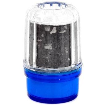 Đầu lọc nước tại vòi DLN-001 (Xanh phối trắng)