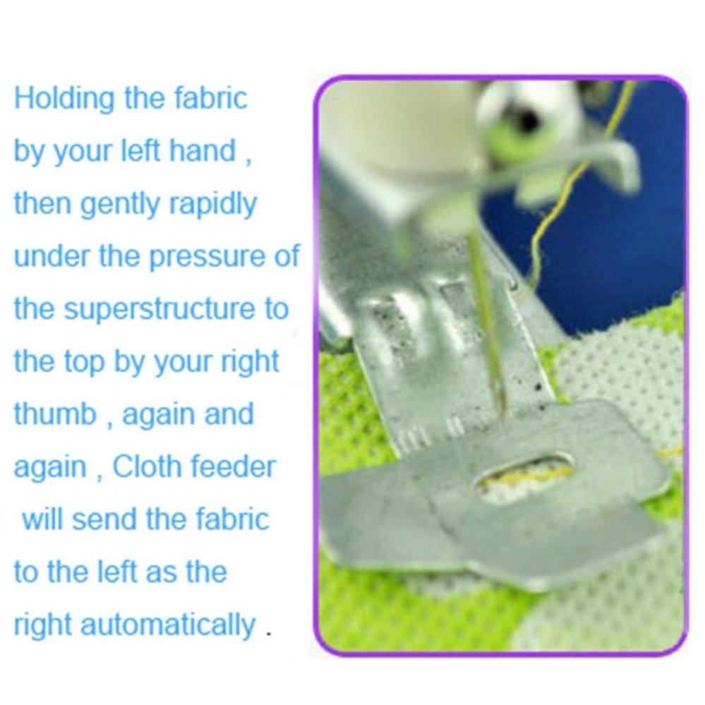 Hanyu Manual Handheld Portable Mini Manual Home Sewing MachineOutdoor Small Sewing Machine(White) - intl