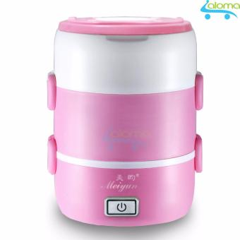 Hộp cơm điện hâm nóng nấu cơm luộc hấp hâm sữa Meiyun My3in