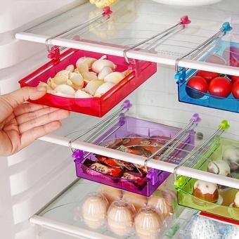 Khay nhựa để tủ lạnh CGS (Đỏ)