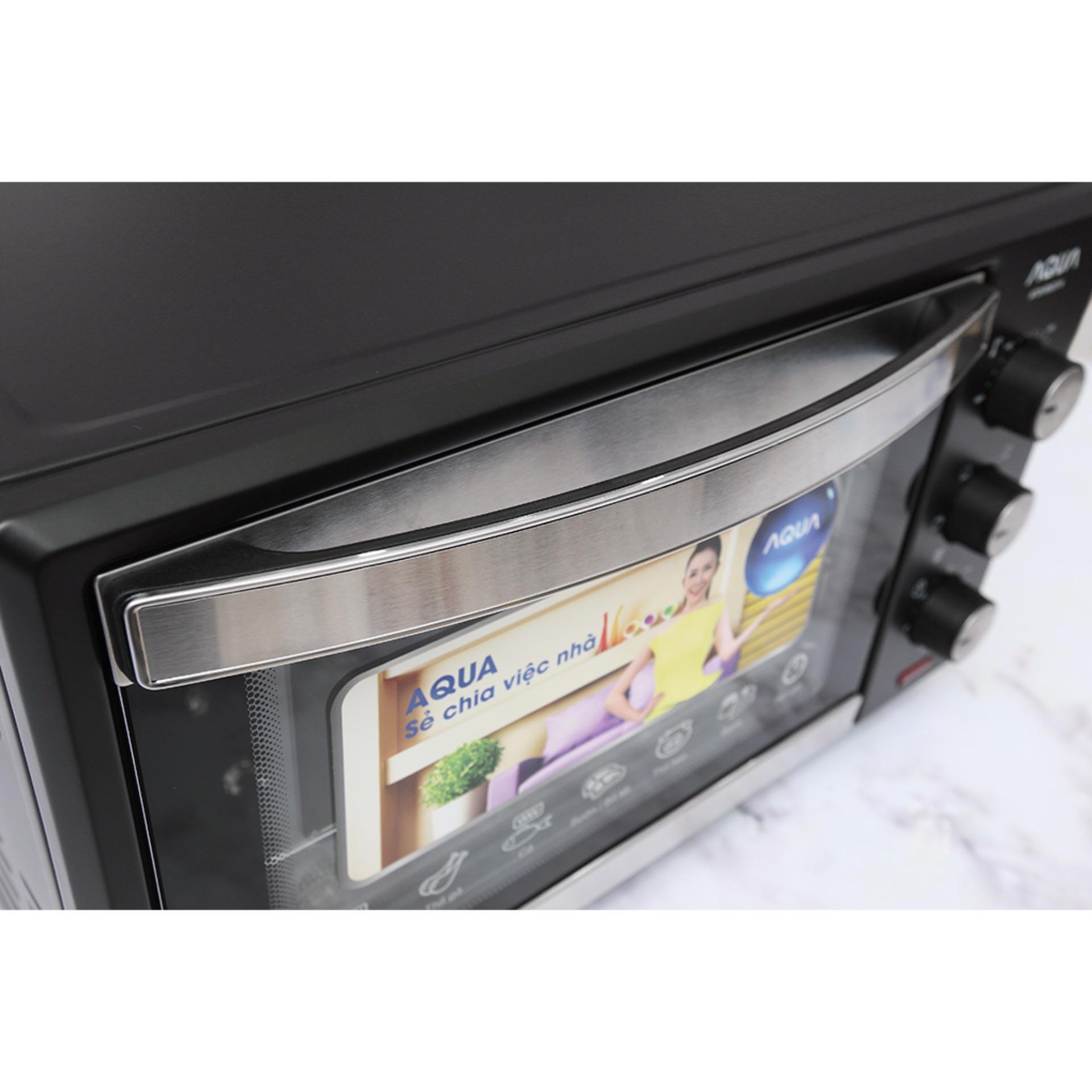 Lò nướng điện AQUA ATO-R5074 29L (ĐEN)