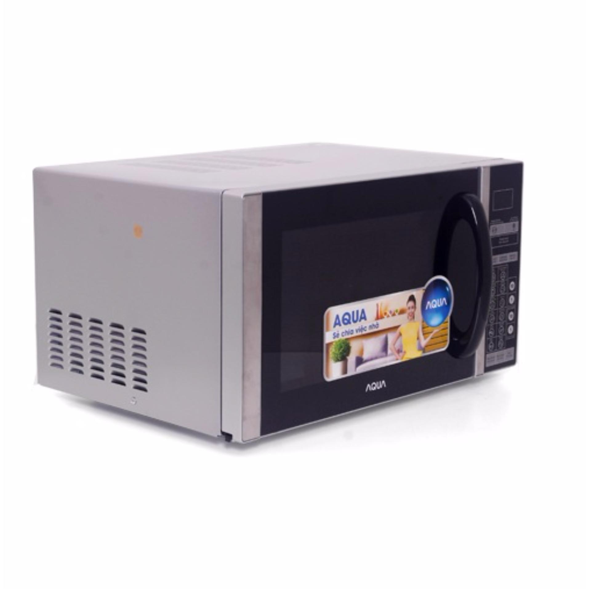 Lò nướng vi sóng AQUA AEM-G7530V 30L (Bạc)