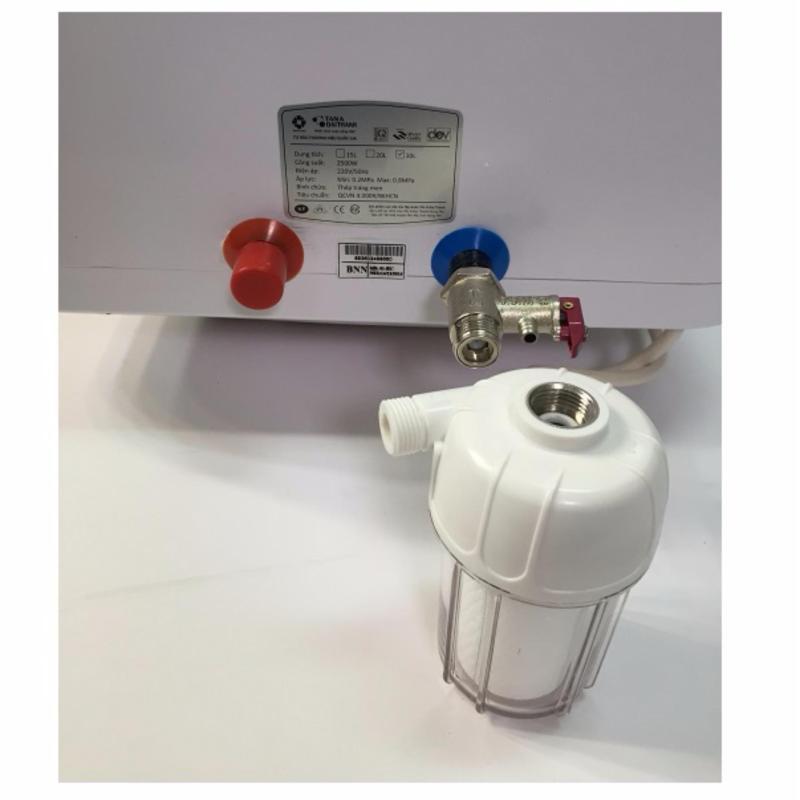 Lọc nước cho bình nước nóng
