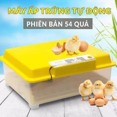 Máy ấp trứng Ánh Dương A100 – 54 Trứng – Tự Động Hoàn Toàn – Lắp Ráp Sẵn