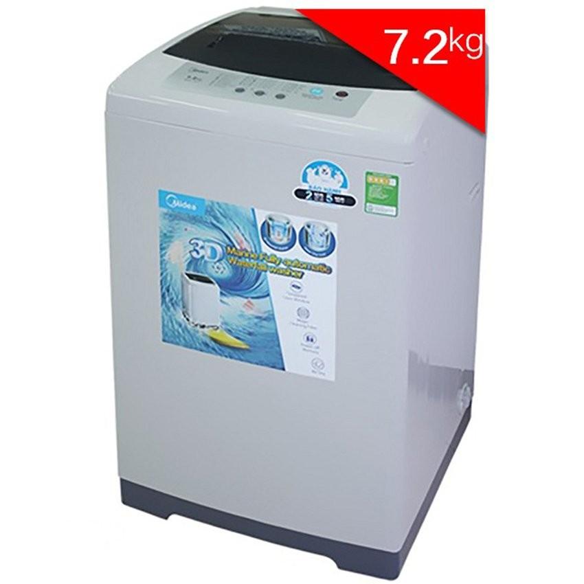 Giá Niêm Yết Máy Giặt Cửa Trên Midea MAS-7201 (7.2Kg) (Xám nhạt)