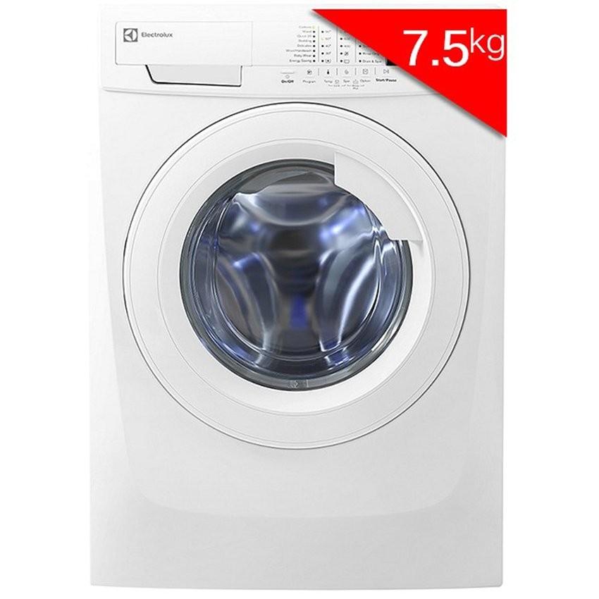 Tư vấn mua Máy giặt cửa trước Electrolux EWF85743 7.5Kg (Trắng)