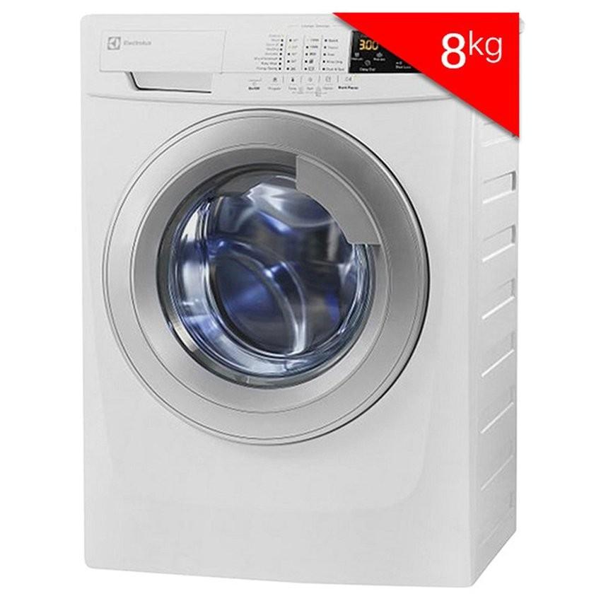 So Sánh Giá Máy Giặt Cửa Trước Inverter Electrolux EWF10844 (8Kg) (Trắng)